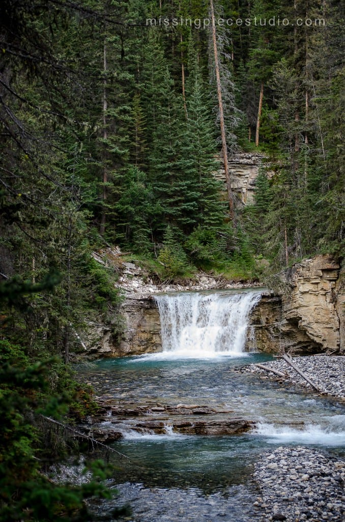 Johnston Canyon Creek-Banff Canada-Alberta061